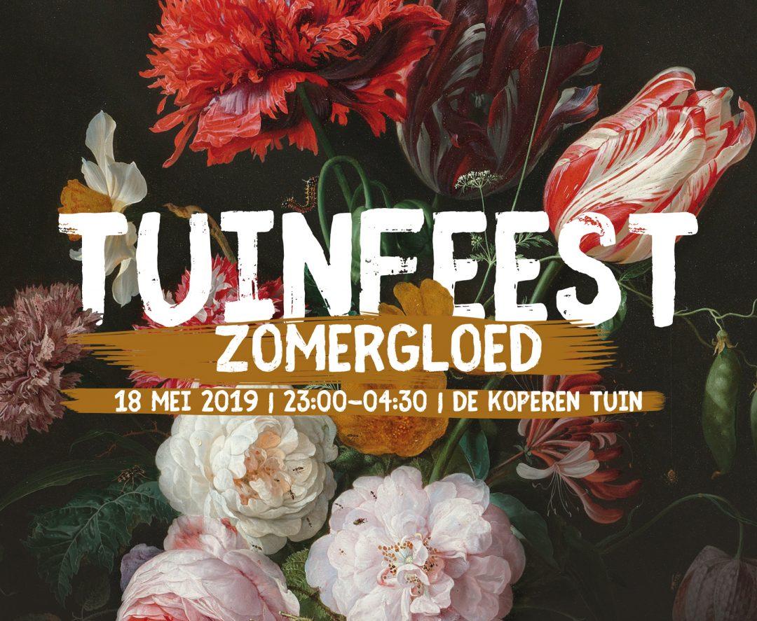 Tuinfeest · Zomergloed